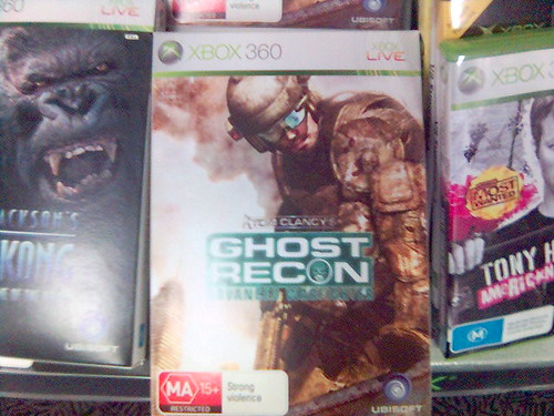 Xbox 360 game in stock at BigW | by Long Zheng