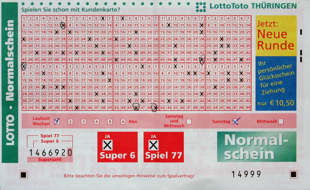 Lotto Germany 6 49