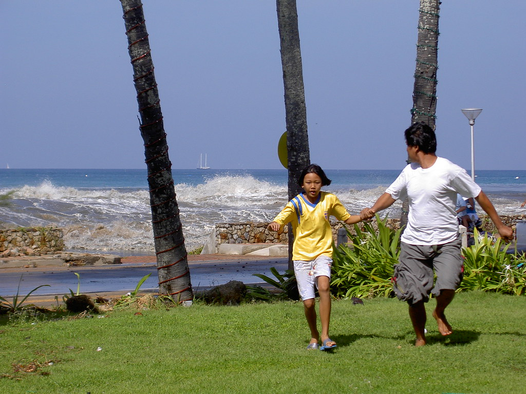 Boxing Day Tsunami: Run for Your Life | This was taken ...