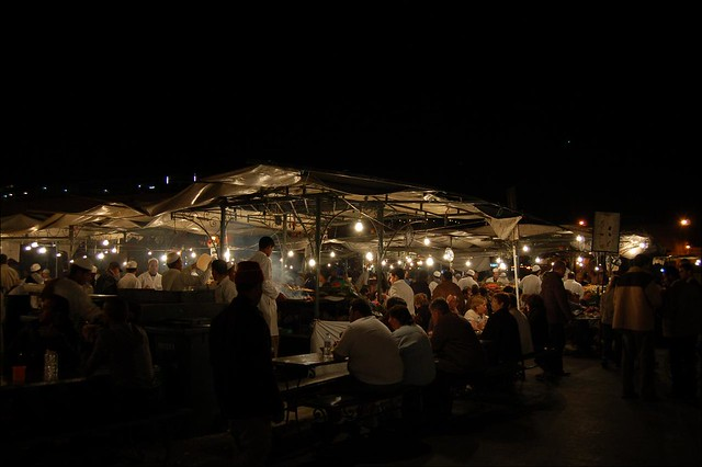 essay on jemaa el fna thousands and one nights Free essay: underlying power one thousand and one nights, one thousand and  one moral stories the story of the thousand and one nights.