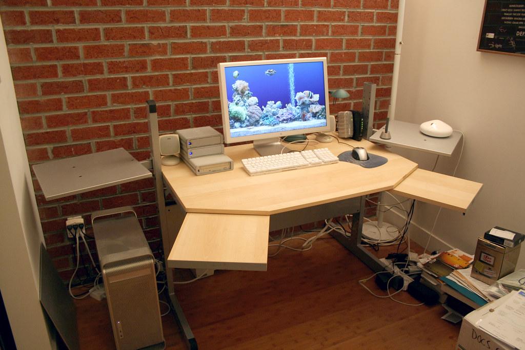 ... OFFER: Old Ikea Jerker Desk | By Top Pocket Man