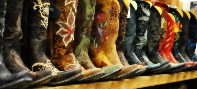 Beautiful Cowgirl Boots Allens Boots Austin Texas