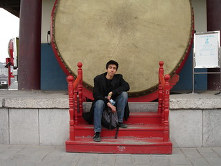 Me @Drum Tower | by Athrun