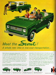 1960s Advertising - Magazine Ad - Scout (USA) | by ChowKaiDeng