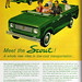 1960s Advertising - Magazine Ad - Scout (USA)