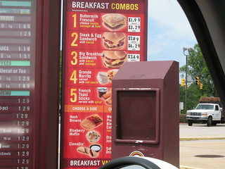New Wendys Breakfast Menu | by Jeremy_Schultz