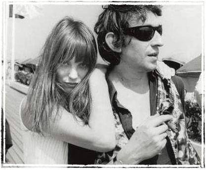 Jane Birkin & Serge Gainsbourg | by JensW