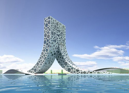 Ren peoples building shanghai china a proposed for Blog builders