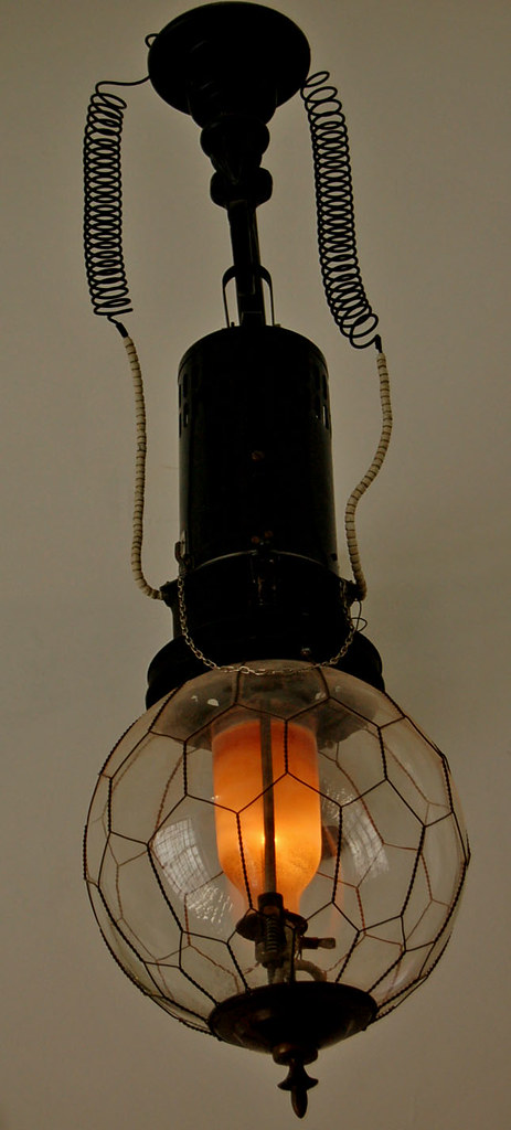 Carbon Arc Lamp Cools Down | Curious Expeditions | Flickr