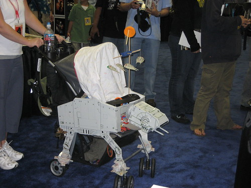 AT-AT Stroller | by Roninspoon