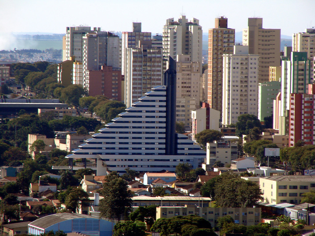 Londrina, Brazil   View from the top of the building where u…   Flickr