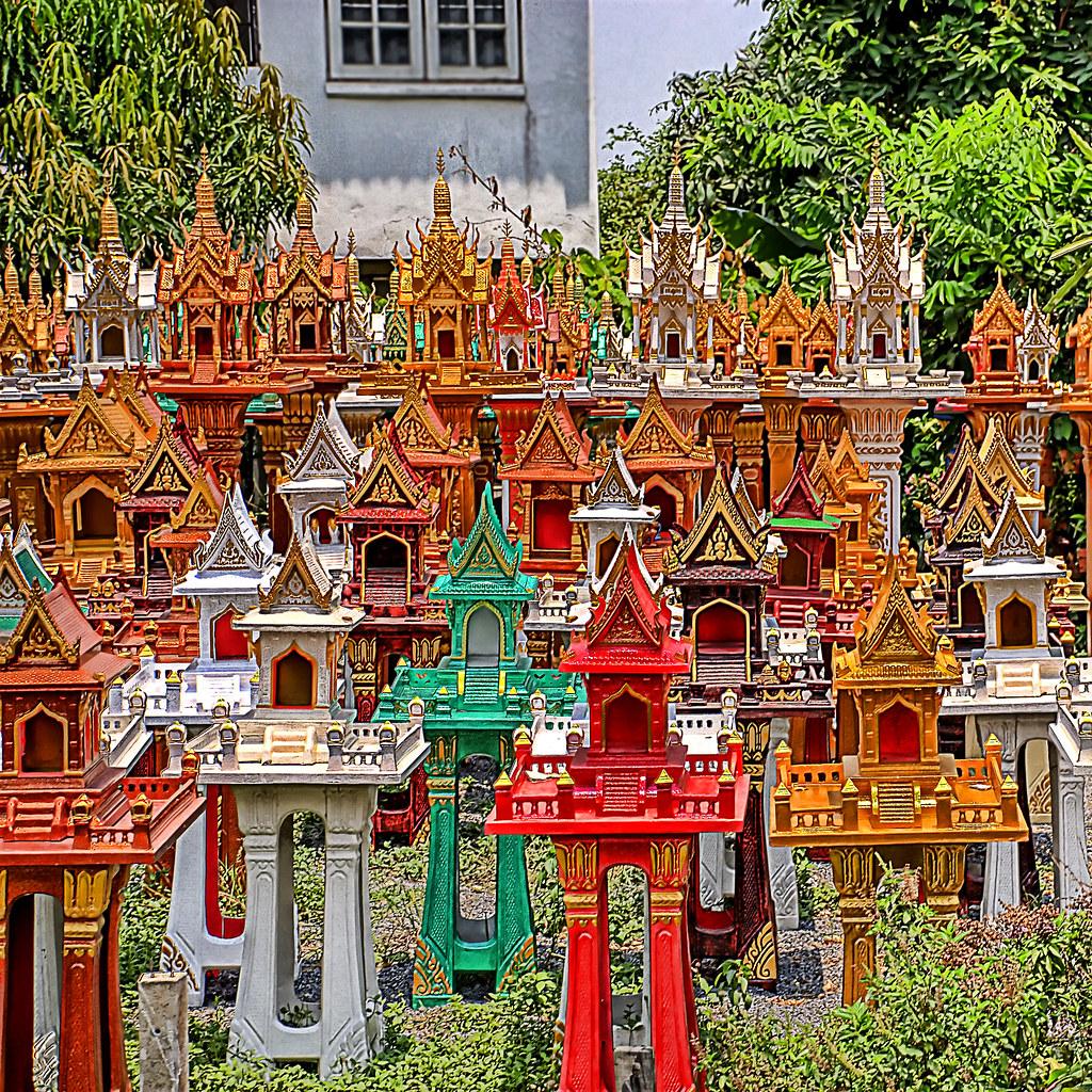 Thai Spirit Houses For Sale The Spirit House Or