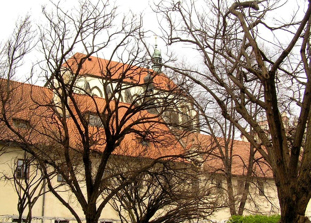 Klaster Praha Praha Františkánský Klášter