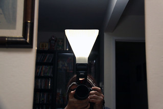 DIY open-top flash diffuser | by boingr