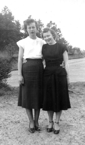1950's Womens Casual Clothing   Personal Photograph ...