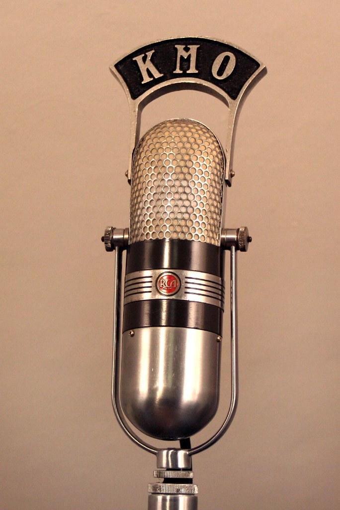 Vintage Radio Rca 77dx Studio Microphone The 77dx Is The