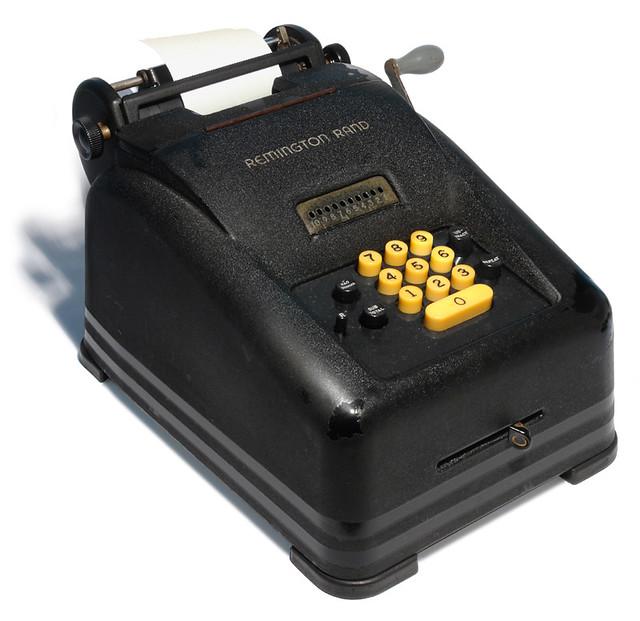 Remington rand calculator $40. 00   picclick.