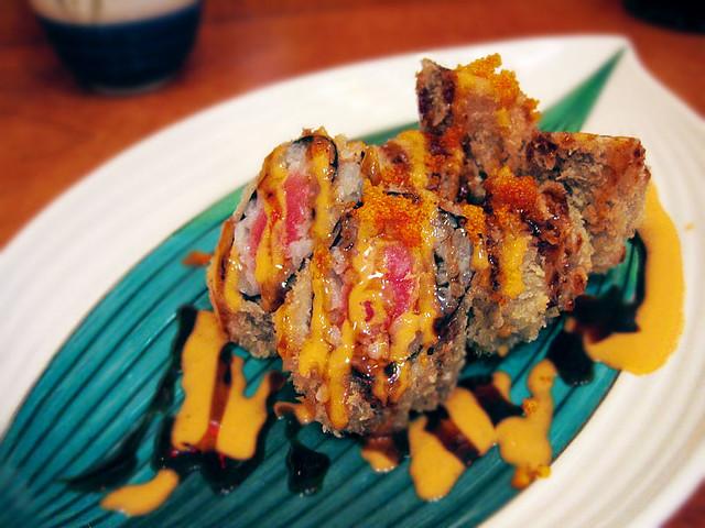 New Sushi Cafe Menu