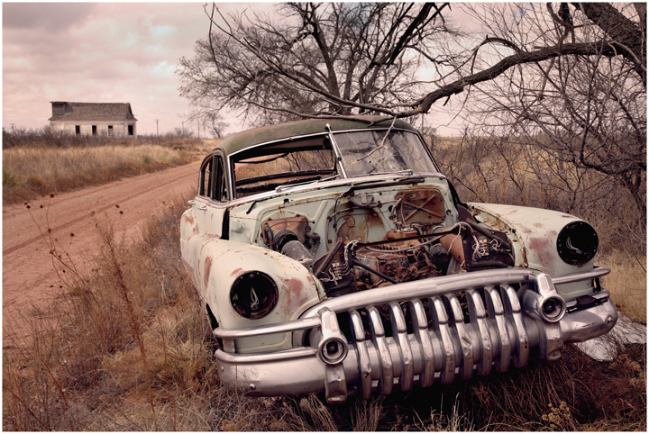 Driving Rust Car In Texas Law