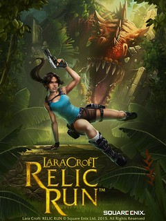 Lara Croft Relic Run 001