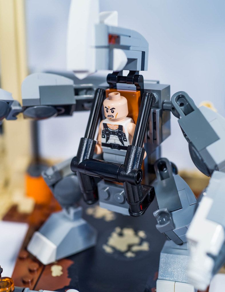 The gallery for --> Lego Spider Man Rhino