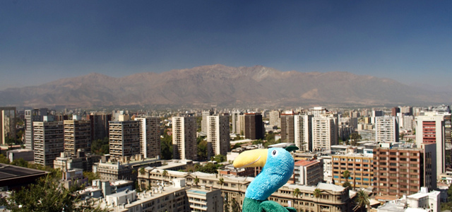 Viagem no Feriado - Santiago