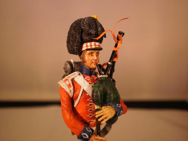 Cornemusier BLACK WATCH - Figurine HISTOREX 54mm 18277827150_ab8ec39735_z