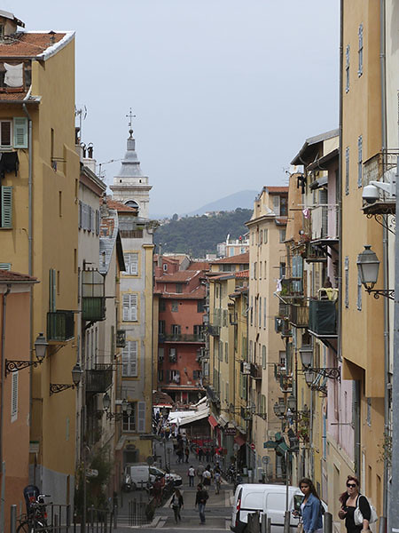 ruelle de Nice