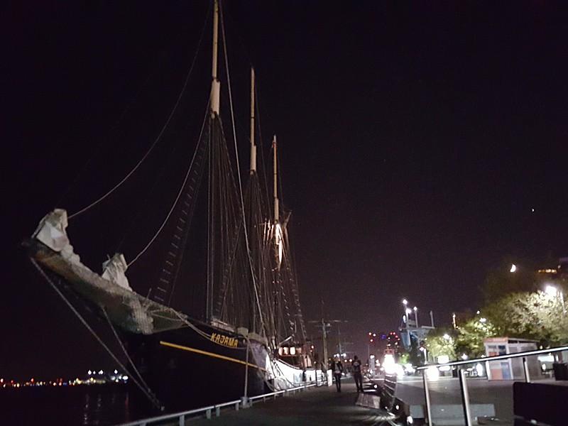 Toronto harbourfront Kajama