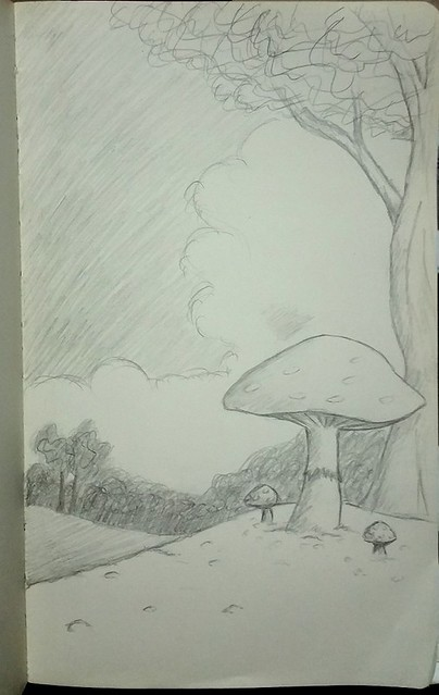 Fairyscene sketch