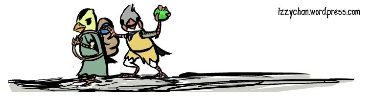 finches danger bird webcomic