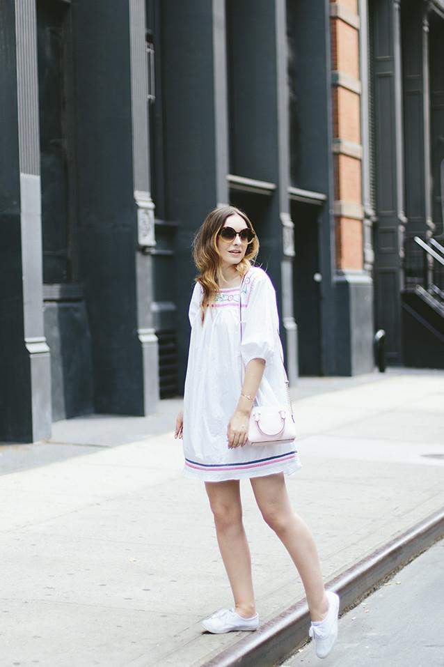 New York Vintage Dress What Olivia Did