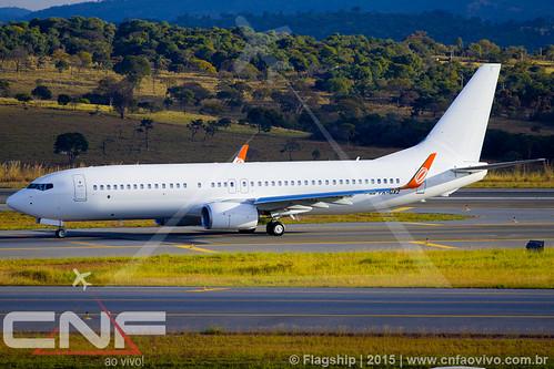 Boeing 737-800 Gol Linhas Aéreas PR-GXZ
