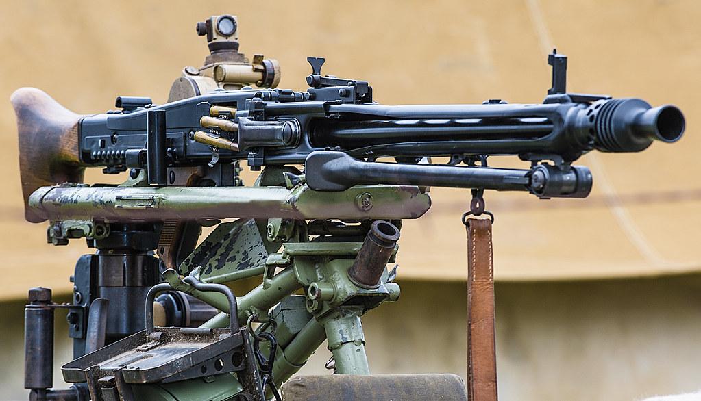 german mg 32 machine gun barry kiepe flickr