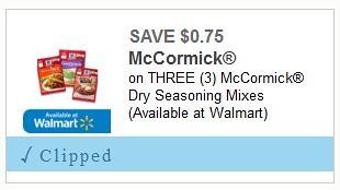 McCormick Taco Mix