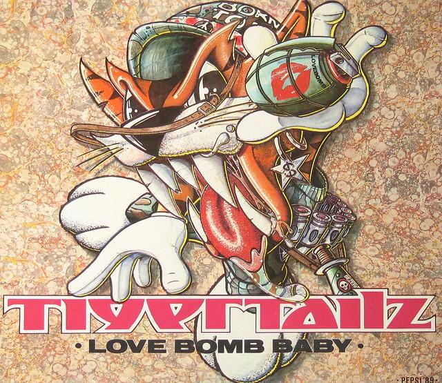 TIGERTAILZ - LOVE BOMB BABY