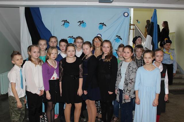 Eesti Vabariigi 99. aastapäev