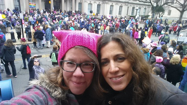 Women's March on NJ