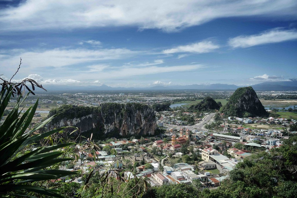 Marble Mountains View 1