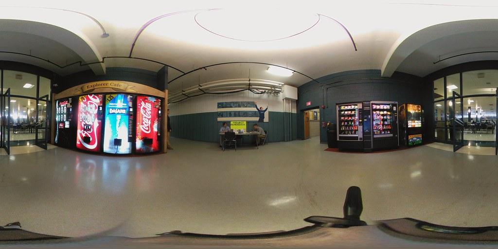 Cafeteria Lobby