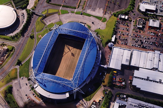 Macron Stadium - returf