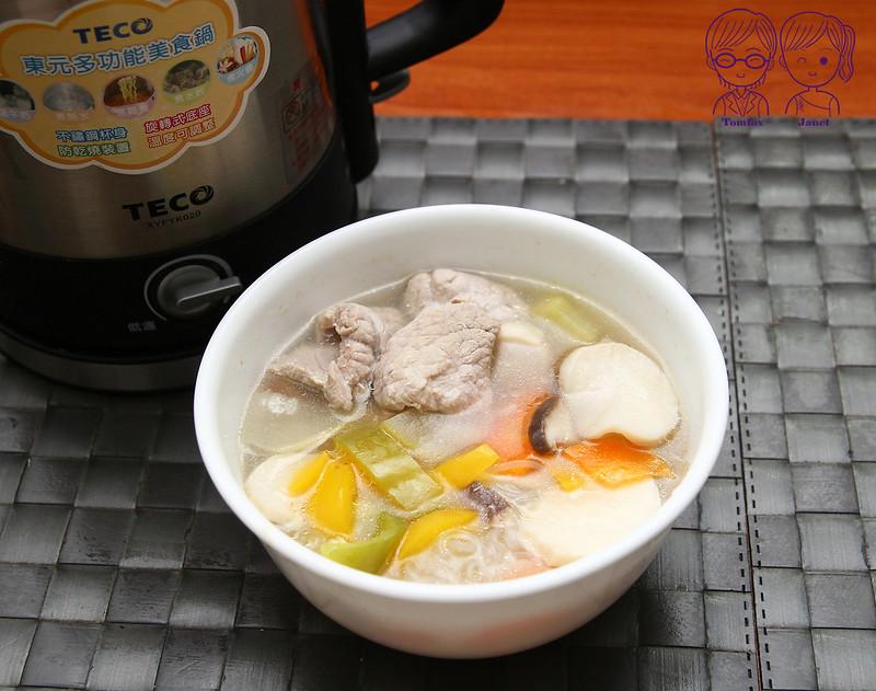 26 TECO東元304不鏽鋼快煮美食鍋
