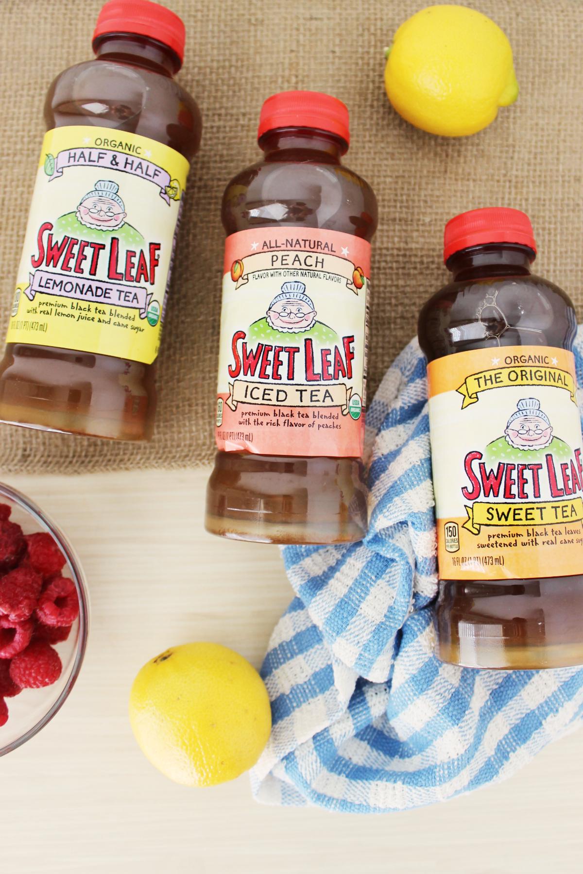 Sweet Leaf Tea Review