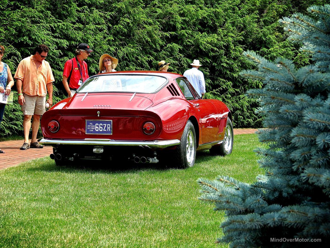 Hershey Elegance Ferrari 275 GTB