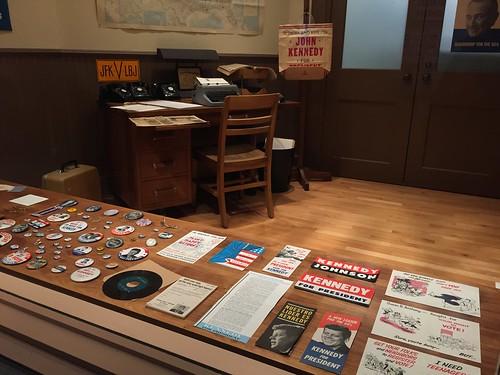 JFK Presidential Museum & Library