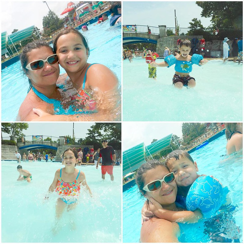 Day 3 of our staycation spent in the water!!