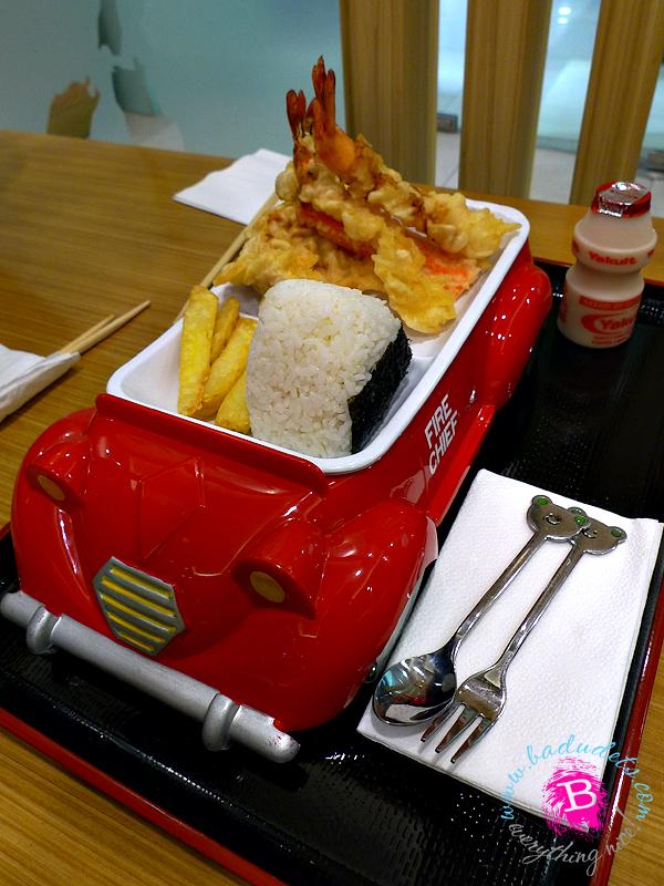kids meal at tenya philippines