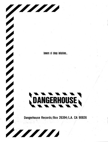 Dangerhouse | by dbostrom