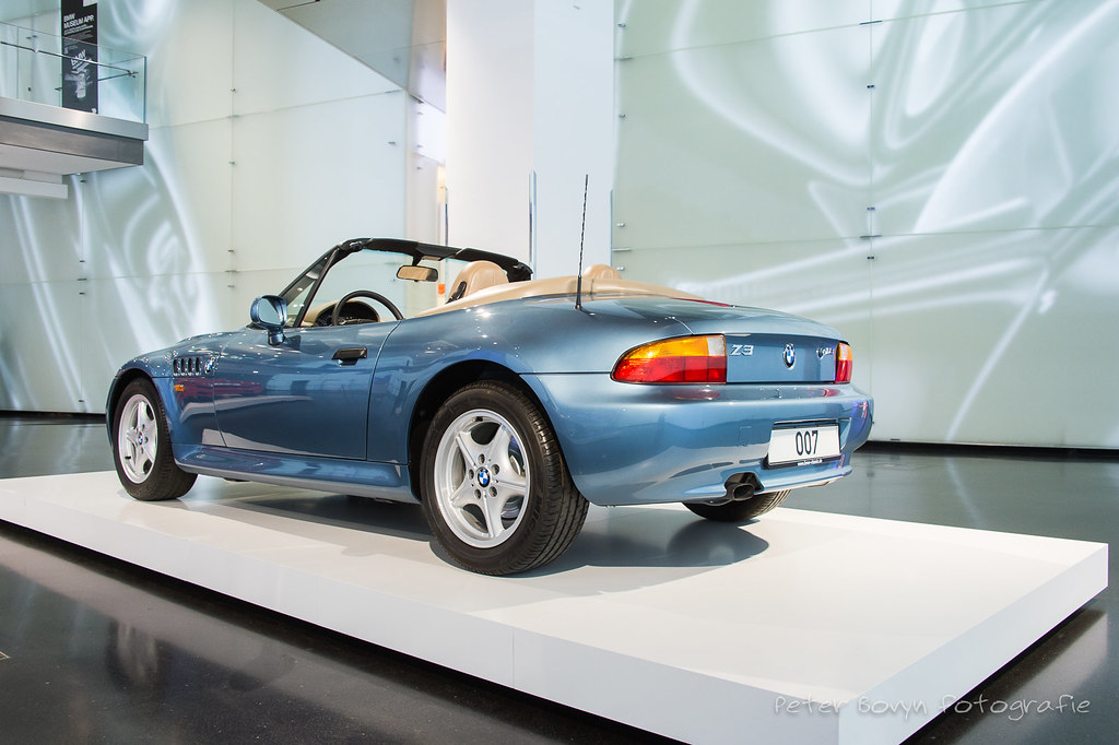 "bmw z3 1.8 roadster ""james bond"" - 1995 | e36/7 the bmw z3 d… | flickr"