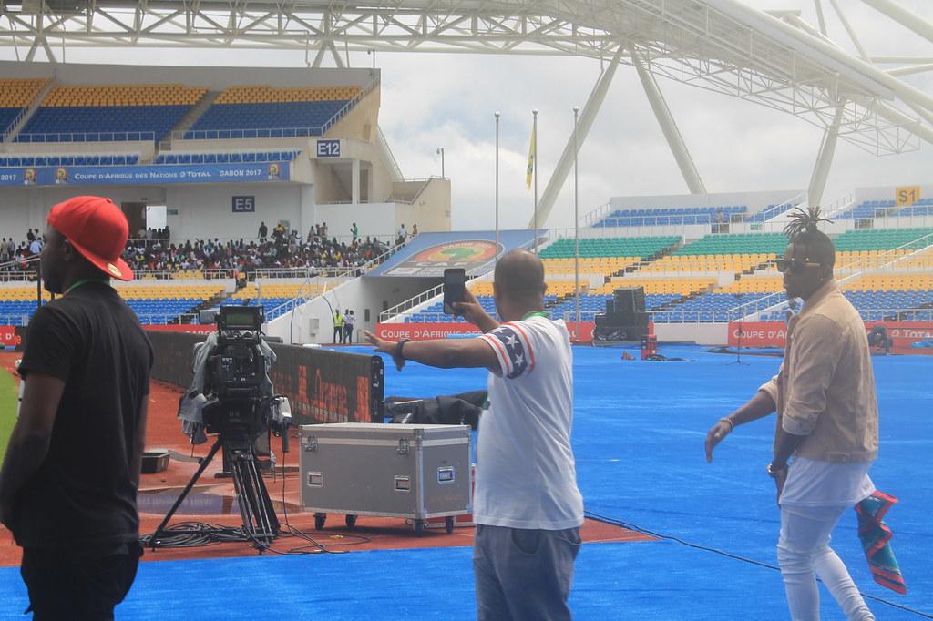 Gabon AFCON Prep 5